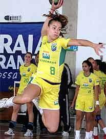 O destaque fica até o momento com a ponta Fernanda França, artilheira do Brasil com 18 gols até o momento.