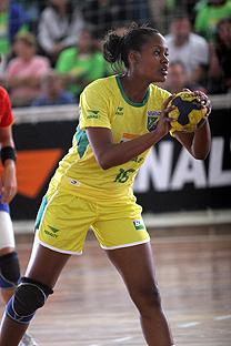 Brasil vai tendo atuações cada vez melhores durante a competição