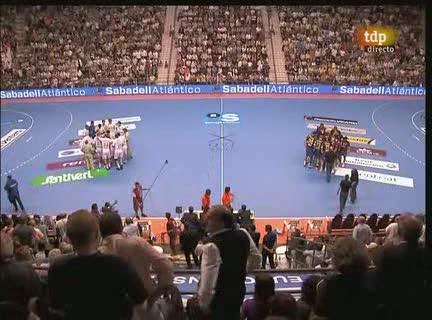 Final da Liga Espanhola de Handebol - Faça download do jogo completo!