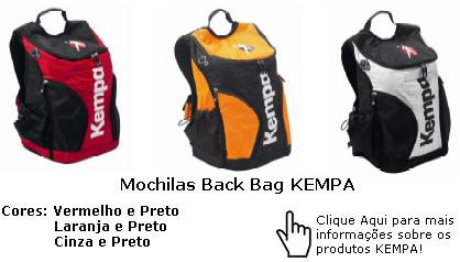 Conheça os produtos Kempa - Clique aqui